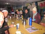 Dinner with fellow Trekkers in MBC